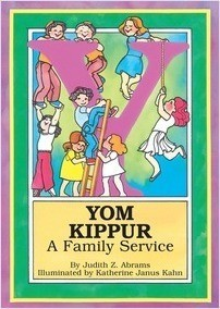 Cover: Yom Kippur: A Family Service