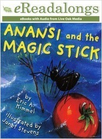 Cover: Anansi and the Magic Stick