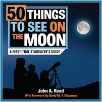 Cover: 50 Things to See on the Moon: A First-Time Stargazer's Guide