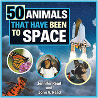 Cover: 50 Animals That Have Been to Space