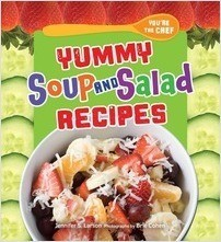 Cover: Yummy Soup and Salad Recipes