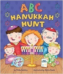 Cover: ABC Hanukkah Hunt