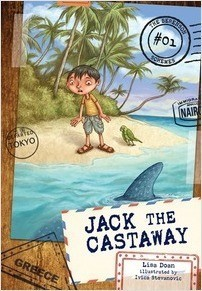 Cover: Jack the Castaway