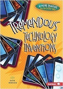 Cover: Tremendous Technology Inventions