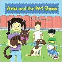 Cover: Ana and the Pet Show