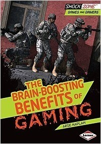 Cover: The Brain-Boosting Benefits of Gaming