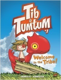 Cover: Welcome to the Tribe!: Book 1