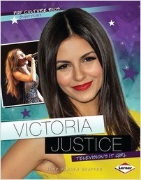 Cover: Victoria Justice: Television's It Girl
