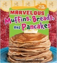 Cover: Marvelous Muffins, Breads, and Pancakes