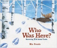 Cover: Who Was Here?: Discovering Wild Animal Tracks