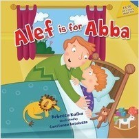 Cover: Alef is for Abba