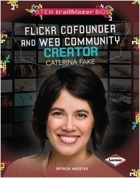 Cover: Flickr Cofounder and Web Community Creator Caterina Fake