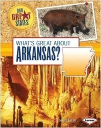 Cover: What's Great about Arkansas?