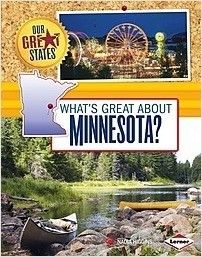Cover: What's Great about Minnesota?
