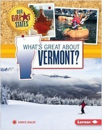 Cover: What's Great about Vermont?