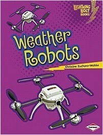 Cover: Weather Robots