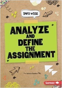 Cover: Analyze and Define the Assignment