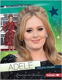 Cover: Adele: Soulful Singer