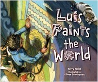 Cover: Luis Paints the World