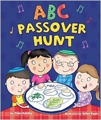 Cover: ABC Passover Hunt