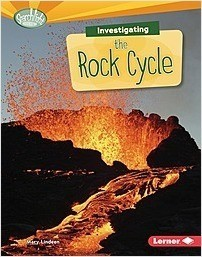 Cover: Investigating the Rock Cycle