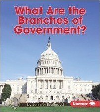 Cover: What Are the Branches of Government?