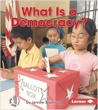 Cover: What Is a Democracy?