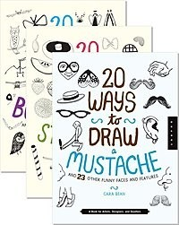 Cover: 20 Ways to Draw — Library Bound Set