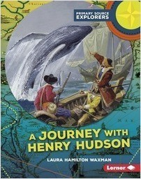 Cover: A Journey with Henry Hudson