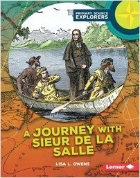 Cover: A Journey with Sieur de La Salle