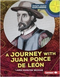 Cover: A Journey with Juan Ponce de León