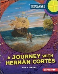 Cover: A Journey with Hernán Cortés