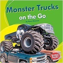 Cover: Monster Trucks on the Go