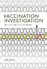 Cover: Vaccination Investigation: The History and Science of Vaccines
