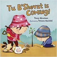 Cover: Tu B'Shevat Is Coming!