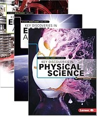 Cover: Science Discovery Timelines — eBook Set