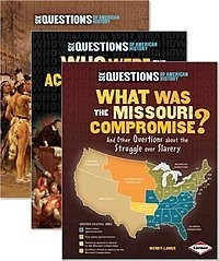 Cover: Six Questions of American History — eBook Set