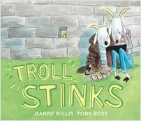 Cover: Troll Stinks