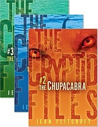 Cover: The Cryptid Files — eBook Set