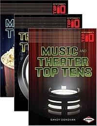Cover: Entertainment's Top 10 — eBook Set