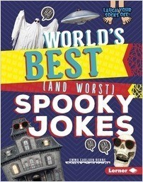 Cover: World's Best (and Worst) Spooky Jokes
