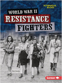 Cover: World War II Resistance Fighters
