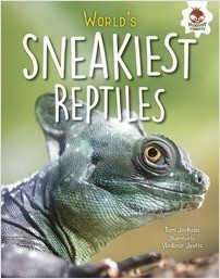 Cover: World's Sneakiest Reptiles