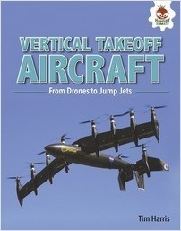 Cover: Vertical Takeoff Aircraft: From Drones to Jump Jets