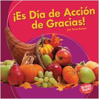 Cover: ¡Es Día de Acción de Gracias! (It's Thanksgiving!)