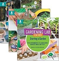 Cover: Gardening Lab for Kids — Library Bound Set