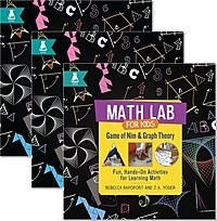 Cover: Math Lab for Kids — Library Bound Set