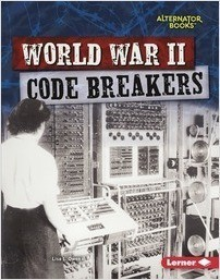 Cover: World War II Code Breakers