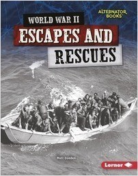 Cover: World War II Escapes and Rescues