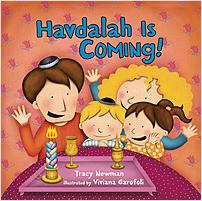 Cover: Havdalah Is Coming!